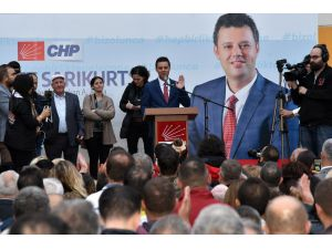 Çorlu Belediye Başkanı Ahmet Sarıkurt Aday Adaylığını Açıkladı