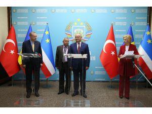 """Cumhurbaşkanı Erdoğan: """"Moldova'nın Toprak Bütünlüğü Bizim İçin Hayati Öneme Sahiptir"""""""