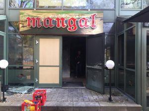 Almanya'da Türk Lokantasına Saldırı