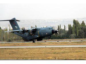 Yedinci A400m Atlas Uçağı Teslim Alındı