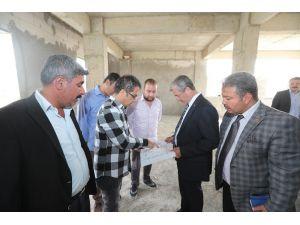 Şahinbey'de Sosyal Tesis Yatırımları Sürüyor