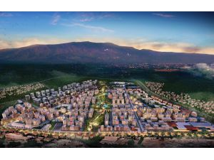 Antalya Projesi, Akıllı Kent Projeleri Arasında İlk Üçe Girdi