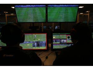 Spor Toto Süper Lig'de İlk 8 Haftanın Var İstatistikleri Açıklandı