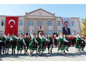 Cumhurbaşkanı Erdoğan Gagavuzya'da Kültür Evi Açılışını Yaptı