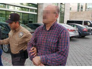 Marketten Hırsızlık Yaptıkları İddia Edilen Karı-koca Gözaltına Alındı