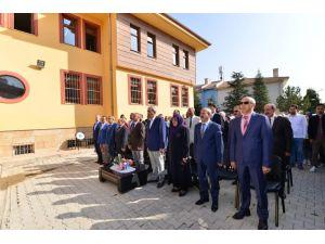 Şehit Cüneyt Bankur'un İsmi Verilen Okulun Açılışı Yapıldı