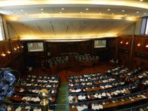 Kosova Meclisi'nden Ordunun Kurulmasına Yeşil Işık