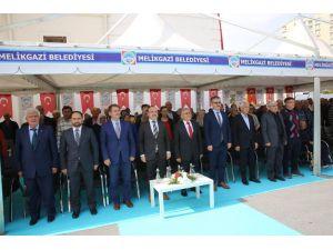 H. Mustafa Satır- Bozgedik Camii'nin Temeli Atıldı