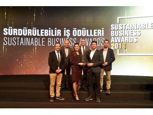 Akıllı Kentsel Dönüşümün Hızlandırılması Projesine Bir Ödül Daha