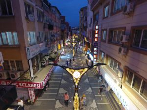 Karesi'de Modern Sokaklar
