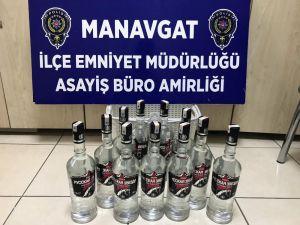 Sucuk Ve Alkollü İçecek Hırsızları Yakalandı