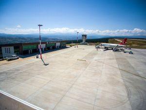 Kastamonu Havalimanında Sis Kabusu Sona Erecek