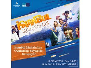İstanbul Muhafızları Filmi Oyuncuları Hayranları İle Buluşuyor