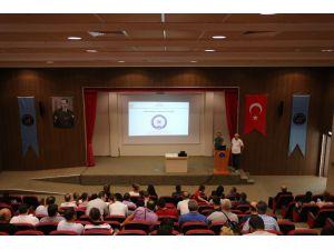 Üniversitede Güvenlik Tedbirleri Eğitimi Verildi