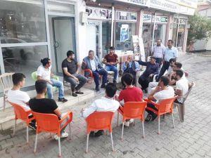 Çüngüşlü Gençlerden Başkan Arslanca'ya Teşekkür