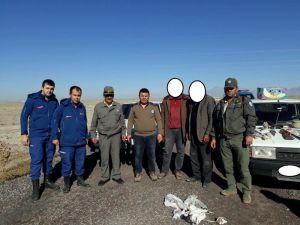Kaçak Uludoğan Avlayan 2 Kişi Suç Üstü Yakalandı