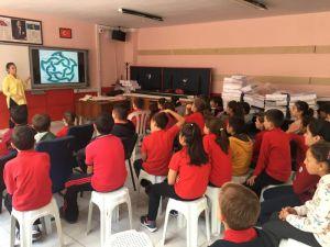 Çevreci Proje Suçep'de Bin Öğrenciye Ulaşıldı