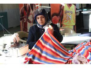 Ağrı İşkur'dan Kadınlara 400 Liralık Kreş Desteği