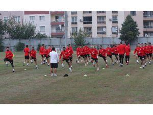 Manisaspor, Eyüpspor Maçının Hazırlıklarına Başladı