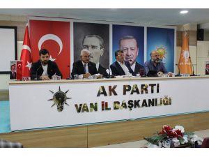 Başkan Türkmenoğlu, Meclis Üyeleriyle Bir Araya Geldi
