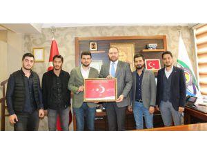 Başkan Mescier Genç Müsiad Üyeleri İle Bir Araya Geldi