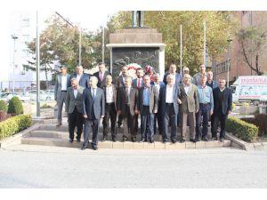 Çankırı'da Muhtarlar Günü Kutlandı