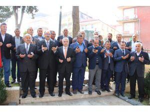 Kulalı Muhtarlardan Cumhurbaşkanı Erdoğan'a Teşekkür