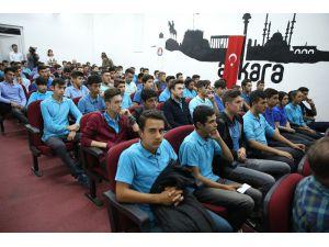 Başkan Ercan'dan Okul Ziyaretleri