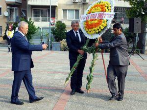 Salihli'de Muhtarlar Günü Kutlandı