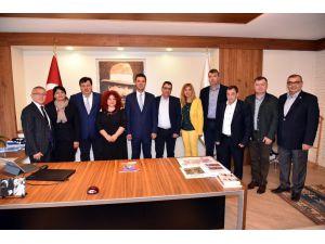 Tutrakan Belediye Meclis Toplantısı Çorlu'da Yapıldı