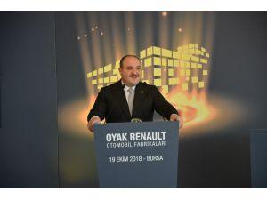 Türkiye'nin İlk Yüksek Basınçlı Alüminyum Enjeksiyon Fabrikasının Temeli Atıldı