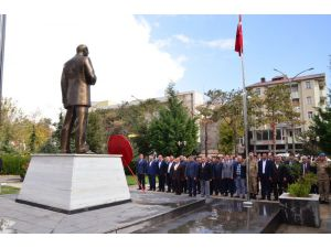 Tatvan'da 19 Ekim Muhtarlar Günü