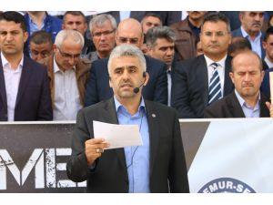 """Başkan Orhan: """"Siyasi İrade Kararına Sahip Çıkmalıdır"""""""