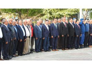 Demirci'de Muhtarlar Günü Kutlandı