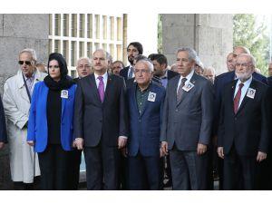 Eski Milletvekili Oya Akgönenç Muğisuddin İçin Tbmm'de Tören Düzenlendi