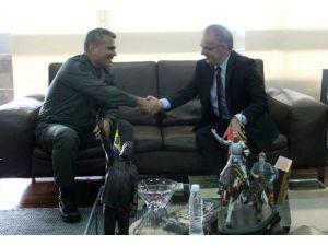 Türkiye Ve Venezuela İlişkileri İlerliyor