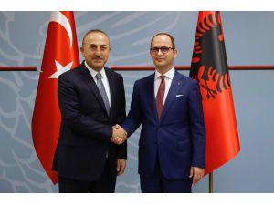 Türkiye İle Arnavutluk Arasında Yüksek Düzeyli İşbirliği Konseyi Kurulacak