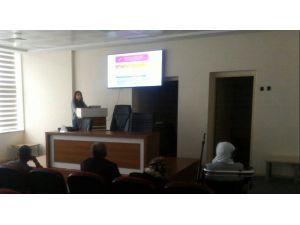 Kargı'da Hasta Okulunda İlk Ders