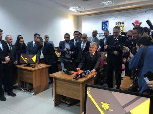 Başkan Tuna Pardus Yazılım Tanıtım Törenine Katıldı