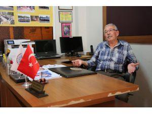 """Muhtar Çamoğlu, """"Büyükşehir'den Memnunuz"""""""