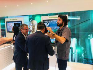Türk Cerrahın Geliştirdiği Omurga Cerrahi Simülasyonu Dubai'de İlgi Gördü