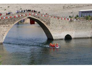 Rafting R4 Türkiye Şampiyonası, Kahramanmaraş'ta Start Aldı