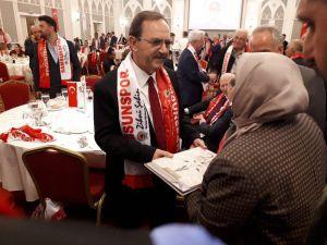 Samsun Büyükşehir Belediye Başkanı Şahin Hemşehrileriyle Buluştu