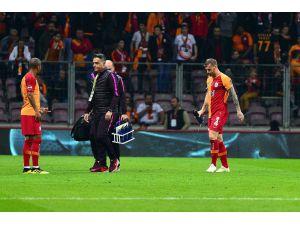 Spor Toto Süper Lig: Galatasaray: 0 - Bursaspor: 0 (İlk Yarı)