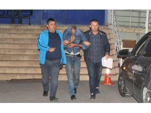 Akü Hırsızları Yakalandı