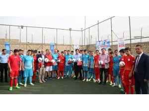 Futbolun Efsaneleri Hükümlülerle Buluştu
