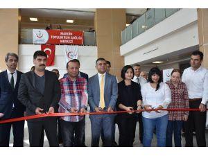 Mardin'de Psikiyatri Hastalarının Ürünleri Sergilendi