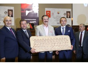 Tobb Başkanı Hisarcıklıoğlu'ndan Ekonomiye İlişkin Açıklamalar