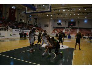 Türkiye Basketbol 1. Ligi: Petkim Spor: 71 - Manisa Büyükşehir Belediye: 78