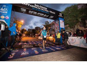 Salomon Kapadokya Utra-trail Uzun Parkur Şampiyonu Belli Oldu
